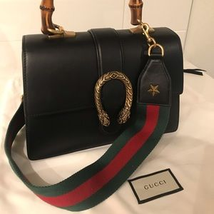 Gucci Dionysus Bag Leather Medium